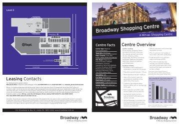Broadway Shopping Centre - Blockshome.com