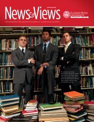 News Views - College of Business - Illinois State University