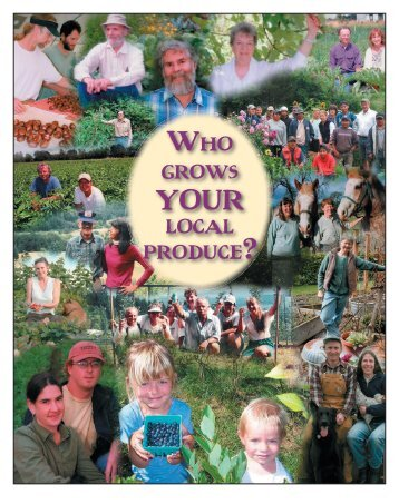 Who Grows your Local Produce? Check out our Grower Profiles!