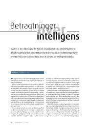 intelligens - Elbo