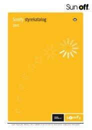 Sunoff - Resenvej 46b - 7800 Skive - CVR-nr.: 32288588 - Tlf. +45 ...