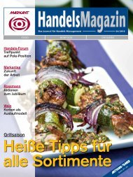 Issue 4/2012 (2,6 MB) - Markant Handels und Service GmbH
