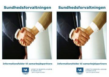 Sundhedsforvaltningen Sundhedsforvaltningen - Vesthimmerlands ...