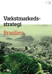 Vækstmarkedsstrategi – Brasilien - Erhvervs- og Vækstministeriet