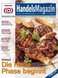 Grillsaison - Markant Handels und Service GmbH