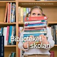 i skolan Biblioteket