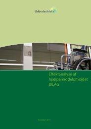 Effektanalyse af hjælpemiddelområdet - Rådet for Offentlig-Privat ...