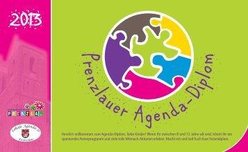 Prenzlauer Agenda-Diplom - Brandenburg.de