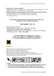 pobierz ulotk? .pdf 137KB - OSADKOWSKI CEBULSKI Sp. z o.o.