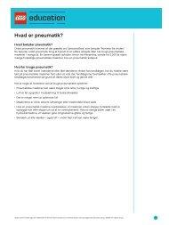 Hvad er pneumatik?