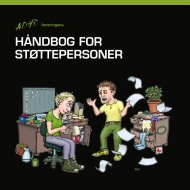 Håndbog for støttepersoner - ADHD: Foreningen