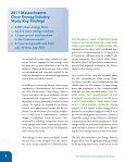 2011 Massachusetts Clean Energy Industry Report - Page 7