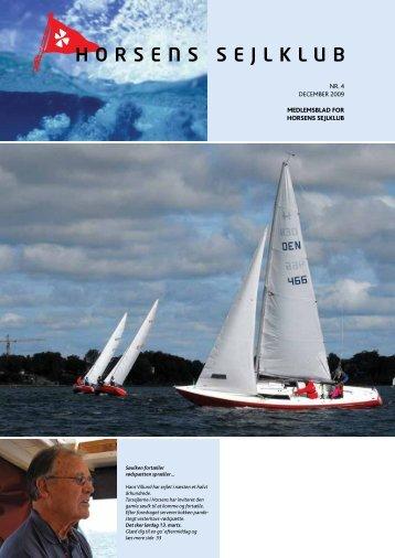 klubblad dec 09.pdf - Horsens Sejlklub