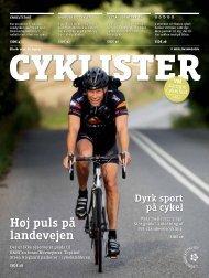 CYKLISTER efterår 2011