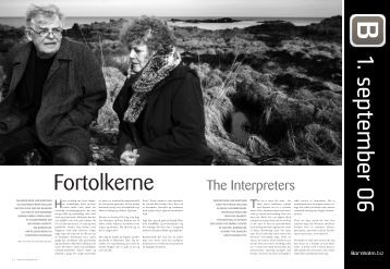 The Interpreters - Bergsbureau.dk