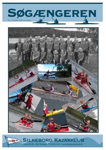 Søgængeren oktober 2010 - Silkeborg Kajakklub