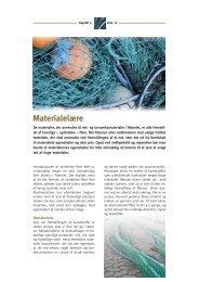 Kapitel 2 - Materialelære (pdf - 1,8Mb) - Fiskericirklen