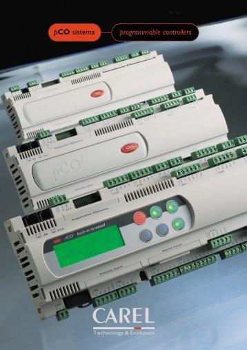 pCo Sistema controller - CMS