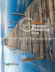 Strategic Marketing Plan: Executive Summary - the California ...