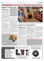 Bryggebladet guide til bøger om Bryggen