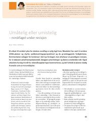 TORILL sTEINFELD - Utdanningsforbundet