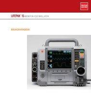 Brukerhåndbok for defibrillatoren LIFEPAK 15 - Physio-Control