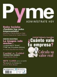 DESCARGAR VERSIÓN PDF Revista PYME - La Paz - Universidad ...