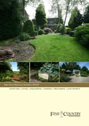 Bezza House | Bezza Lane | Samlesbury | PR5 0UF - Fine & Country