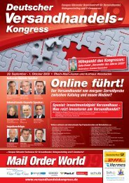 Deutscher Kongress - ANXO Management Consulting
