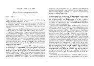 Blixens anstændige syn på islam - Ivan Z