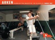 arken klubbladforamagerro - ogkajakklub januar 2007