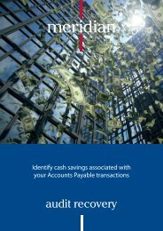 Identify cash savings associated with your Accounts Payable ...