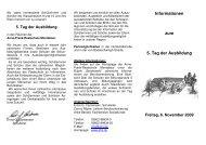 Aussteller Schulhof - Anne-Frank-Realschule plus Montabaur ...