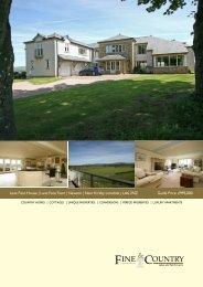 Lane Foot House | Lane Foot Farm | Newton | Near ... - Fine & Country