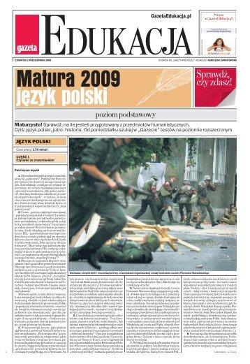 Język polski - Gazeta.pl