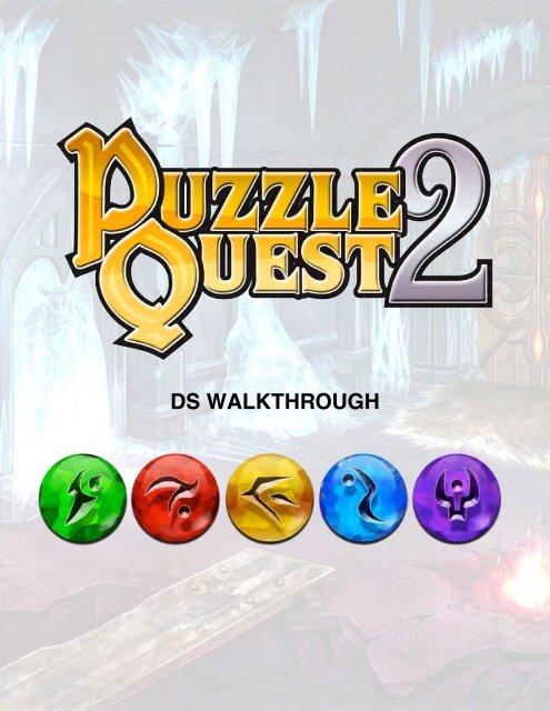 Puzzle Quest 2 Ds Walkthrough Ign Com