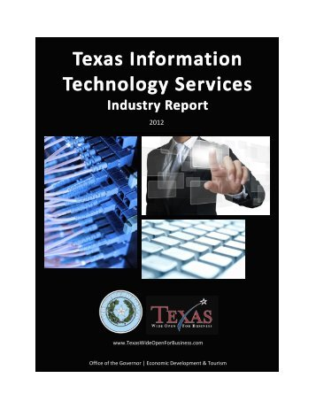 Texas Information Technology Services - Office of the Governor ...