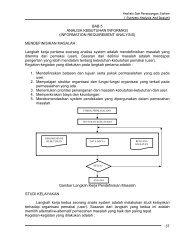 BAB 5 Analisa Kebutuhan Informasi.pdf - Blog Bina Darma