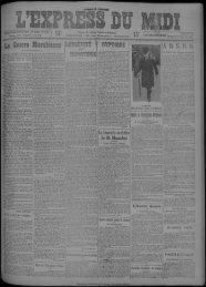 25 septembre 1924 - Bibliothèque de Toulouse