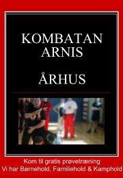 Kombatan flyer - Kombatan Arnis