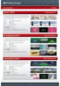 Priser på produktion af reklamemateriale hos Proshop ... - AC Horsens - Page 2