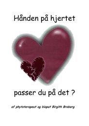 Hånden på hjertet passer du på det ? - Sund-forskning.dk