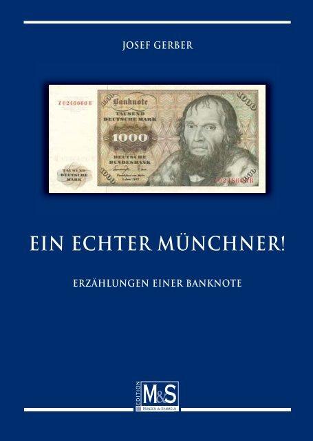 & EIN ECHTER MÜNCHNER!