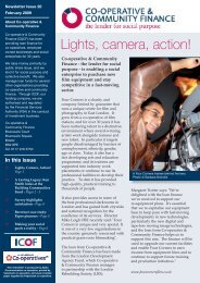 to download Issue 20 - Co-operative and Community Finance