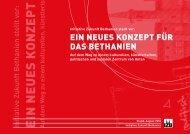 Konzeptmappe der IZB als pdf - Initiative Zukunft Bethanien