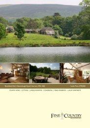 Brookfield Hall | Oakenclough Road | Scorton | PR3 ... - Fine & Country