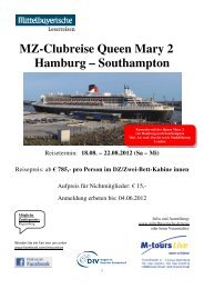 08 18 Reiseprogramm Queen Mary2