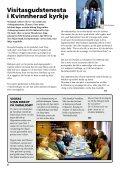 Jesus vaskar føtene til læresveinane. I Varaldsøy kyrkje - Kyrkja i ... - Page 6
