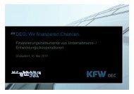 Präsentation zum Download im pdf. Format - NRW.Europa