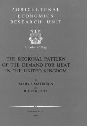 View - Lincoln University Research Archive